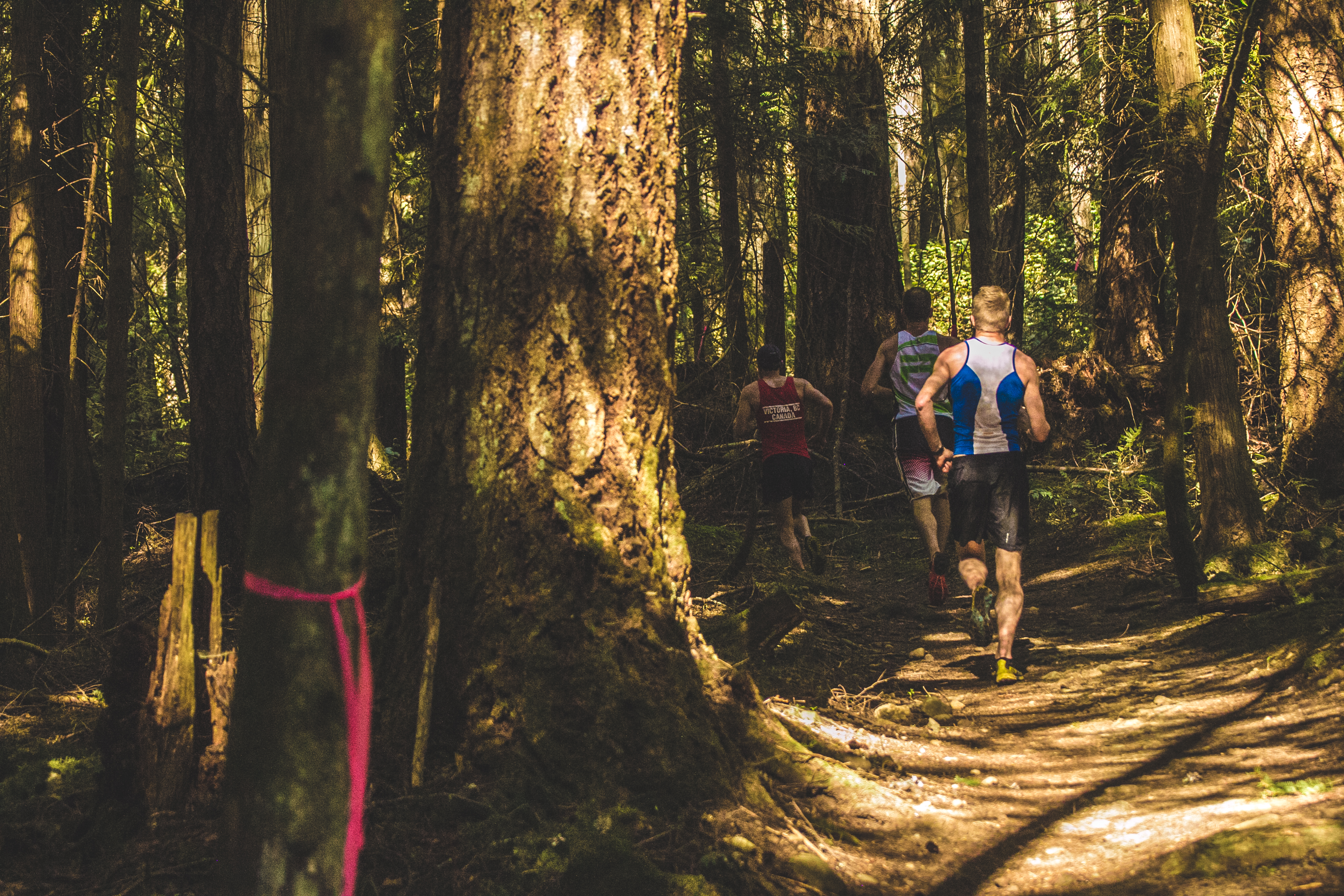 Running Races Vancouver Island